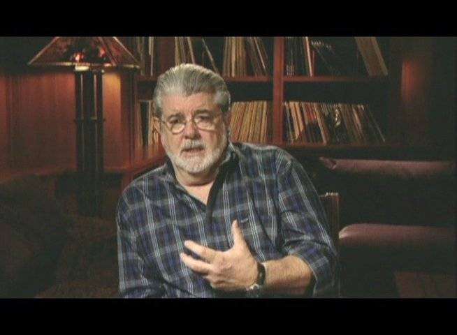 Interview mit Co-Produzent George Lucas - OV-Interview Poster