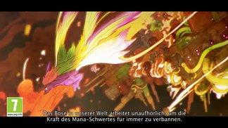 Secret of Mana: PS4 - Launch Trailer