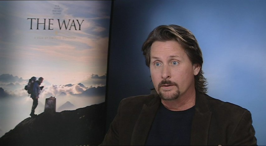 Emilio Estevez über Martin Sheen im Fluss - OV-Interview Poster