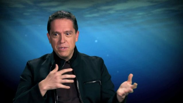 Lee Unkrich - Co-Director - über den Look des Films - OV-Interview Poster