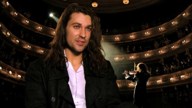David Garrett - Featurette Poster