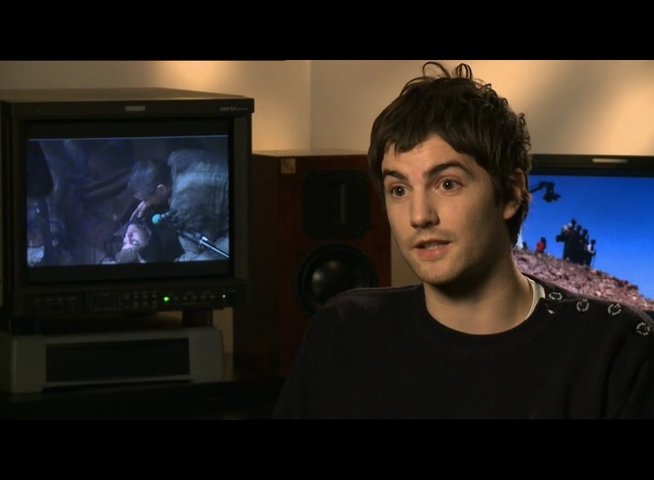Jim Sturgess ueber seine Rolle - OV-Interview Poster