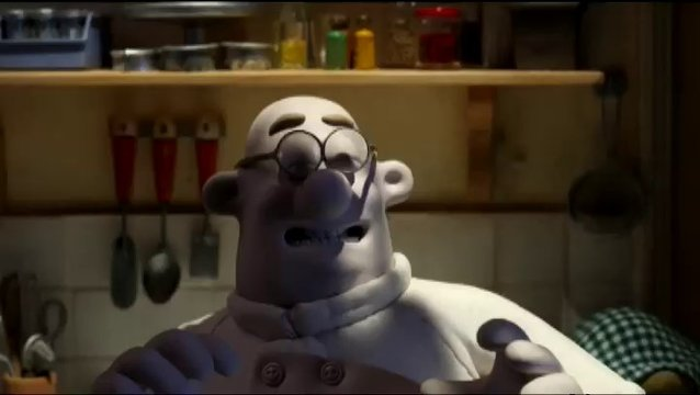 Wallace & Gromit in 'A Matter of Loaf and Death' - Trailer Poster