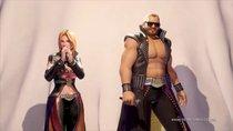 Drei neue Wrestling-Charaktere betreten die Arena
