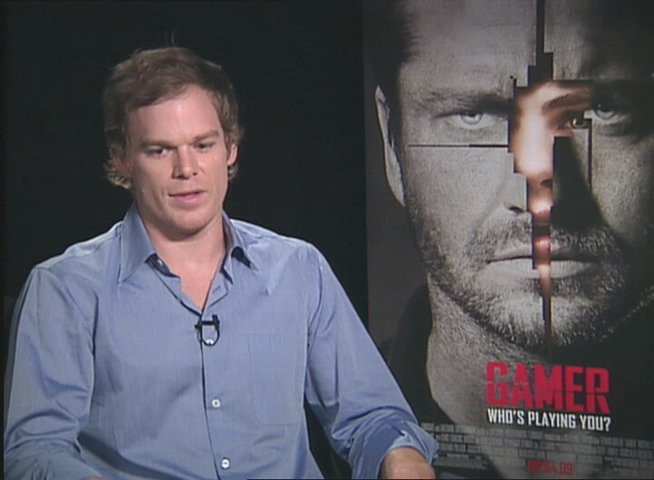 "Michael C. Hall, ""Ken Castle"" was ihn an dieser Rolle interessierte. - OV-Interview Poster"