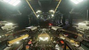 VR Gameplay - EVE Valkyrie (Alpha)