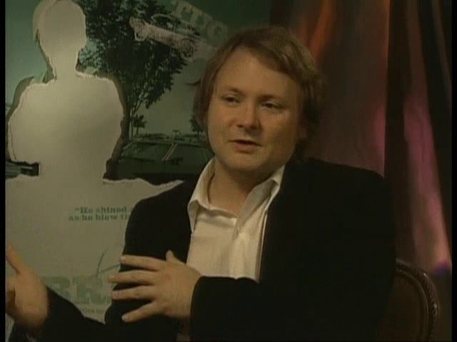 Interview: Regisseur Rian Johnson über die Entstehung des Filmes - OV-Interview Poster