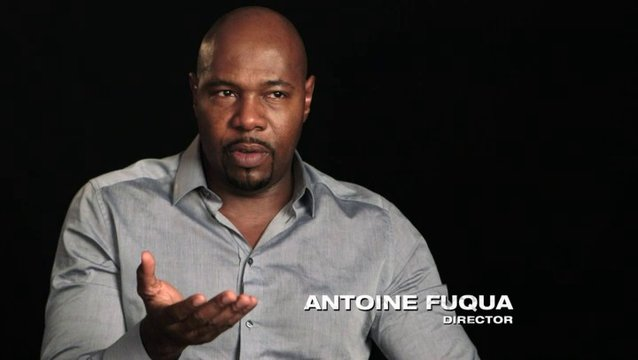 Antoine Fuqua über Morgan Freeman - OV-Interview Poster