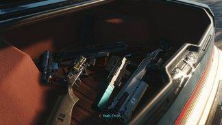 Die Werkzeuge der Vernichtung - Waffen-Trailer