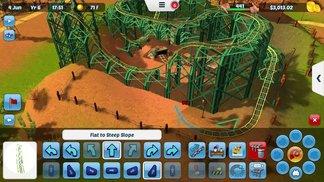 Rollercoaster Tycoon 3 - iOS-Trailer