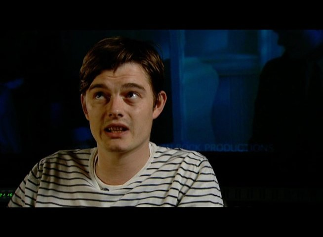 Sam Riley - Pinkie Brown - über die Zusammenarbeit mit Andrea Riseborough - OV-Interview Poster