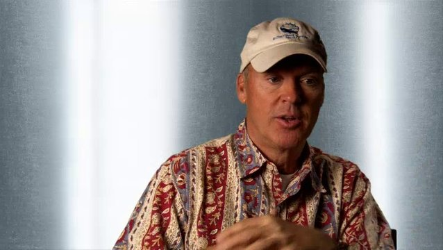Michael Keaton - Raymond Sellars - über den Cast - OV-Interview Poster