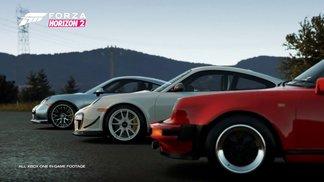 Forza Horizon 2 - Porsche Erweiterung