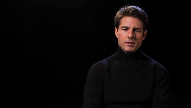 Tom Cruise über die Stunts - OV-Interview Poster