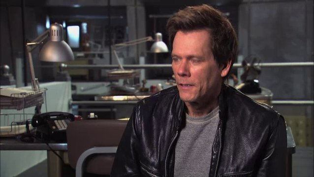 Kevin Bacon über das Rest In Peace Department - OV-Interview Poster