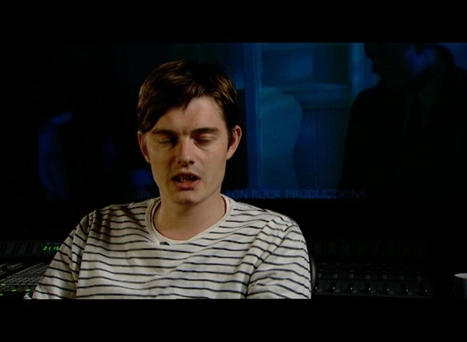 Sam Riley - Pinkie Brown - über die Figur Pinkie - OV-Interview Poster