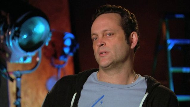 Vince Vaughn - OV-Interview Poster