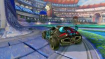 Rocket League: Supersonic Fury DLC Pack - Trailer