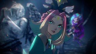 """Animierter Trailer """"Licht und Schatten"""""""