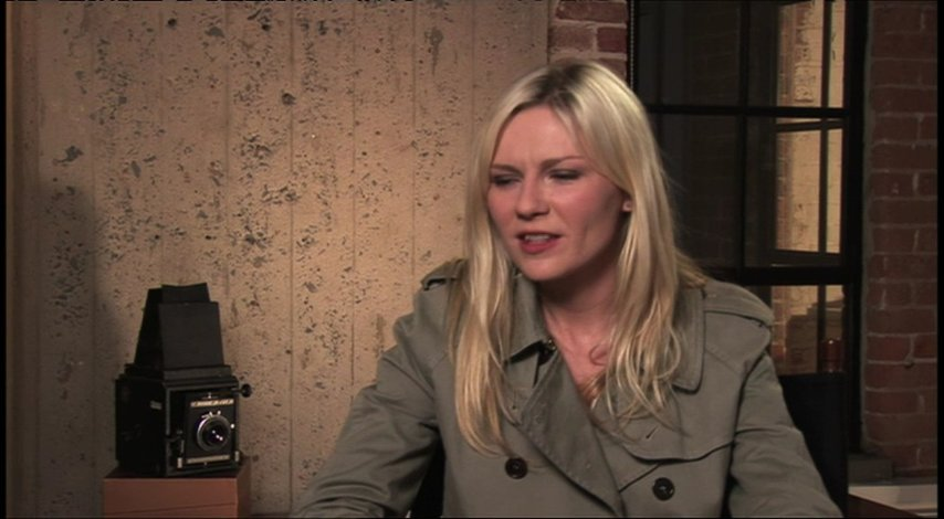 Kirsten Dunst - OV-Interview Poster