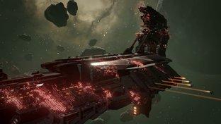 Eve - Valkyrie VR Gameplay Trailer - Carrier Assault