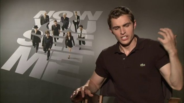 Dave Franco -Jack Wilder- über The Four Horsemen - OV-Interview Poster