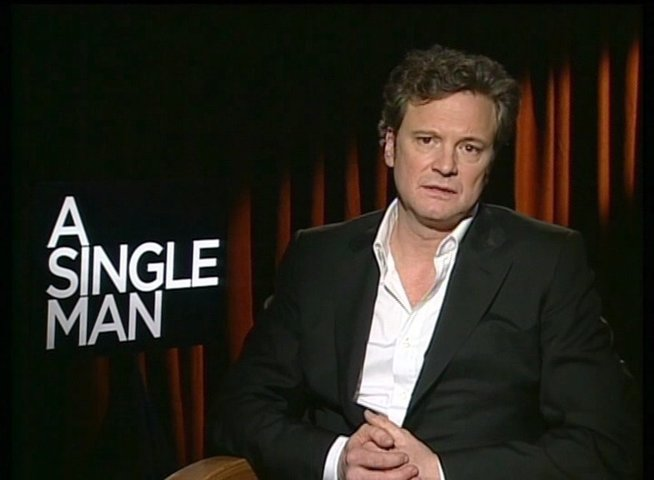 Colin Firth / GEORGE/ über seine Rolle - OV-Interview Poster