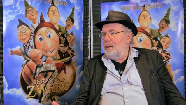 Douglas Welbat über den Animationsfilm 1 - Interview Poster