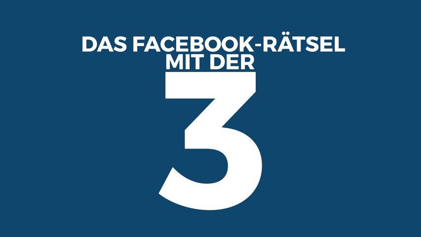 Facebook Rätsel Mit Der 3