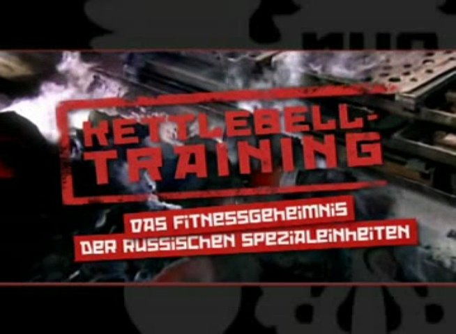 Kettlebell Training (DVD-Trailer) Poster