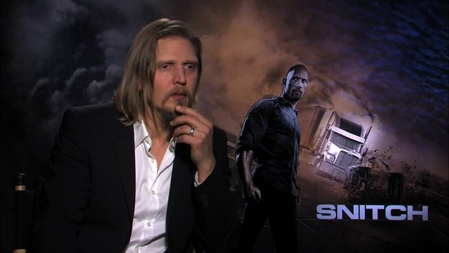 Barry Pepper über seine Rolle Billy Cooper - OV-Interview Poster