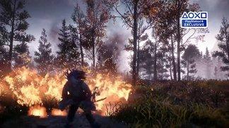 Horizon Zero Dawn: The Frozen Wilds (DLC) - Gameplay Trailer