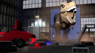 LEGO Jurassic World - VIP Tour Trailer Deutsch