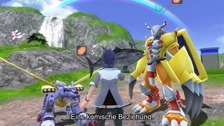 Digimon World Next Order - PS4 - The Digi'Hunt begins (German Trailer)