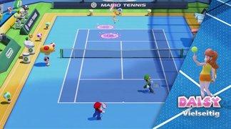 Mario Tennis  Ultra Smash - Übersichtstrailer (Wii U)