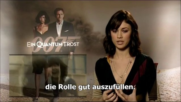 Interview mit Olga - Trailer Poster