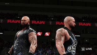 WWE 2K18: Gallows and Anderson Entrance