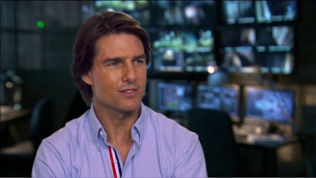 TOM CRUISE - Ethan Hunt - über seine Rolle - OV-Interview Poster