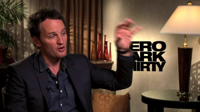 Jason Clarke über Kathryn Bigelow - OV-Interview Poster