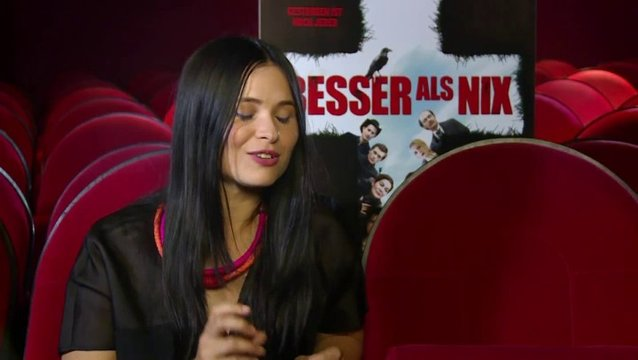Anna Fischer (Sarah) über Was fasziniert Sarah an Tom - Interview Poster