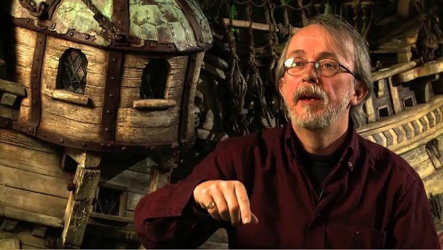 Peter Lord über den Animationsprozess - OV-Interview Poster