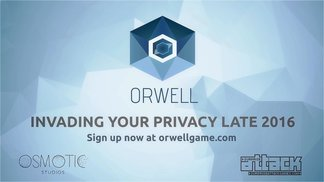 Orwell - Keeping An Eye On You (Announcement Trailer)