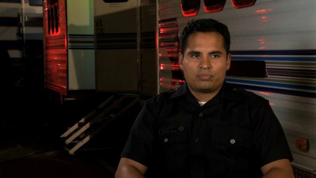 Michael Pena über das Training - OV-Interview Poster