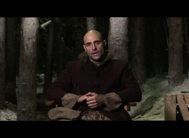 Mark Strong ueber seine Rolle - OV-Interview Poster