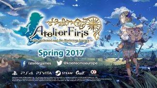 Atelier Firis (Trailer)