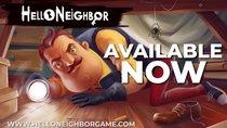 Hello Neighbor: Launch Trailer
