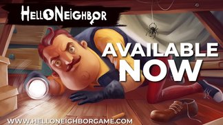 Hello Neighbor: Launch Trailer