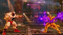 Street Fighter V  Zangief Reveal Trailer