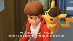 Meisterdetektiv Pikachu: Löse mit Pikachu alle Fälle!