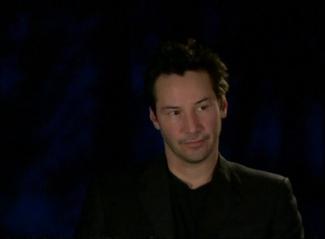 Interview mit Keanu Reeves (Tom Ludlow) - OV-Interview Poster